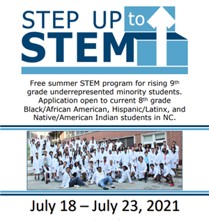 Step Up to stem